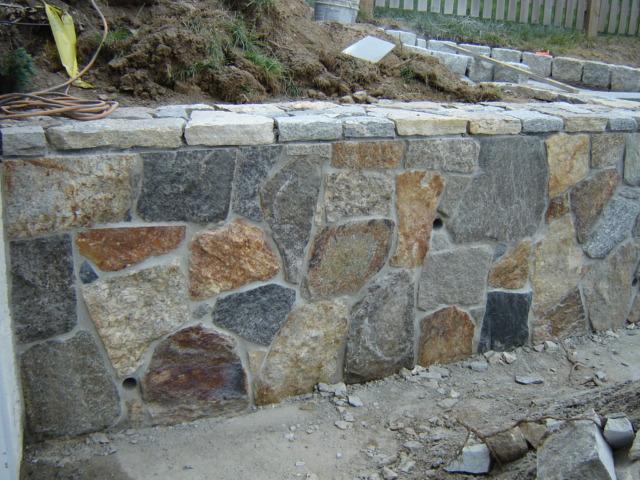 Stone Wall Construction Stone Amp Brick Construction